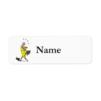 échelo etiquetas de remite