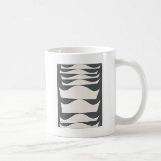 Echelonnement desaxe by Sophie Taeuber-Arp Coffee Mug