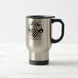 Echenique Family Crest Coffee Mugs