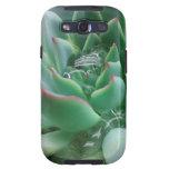 Echeveria 'Tippy' Samsung Galaxy S3 Cases