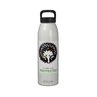 ECHIDNA - botella de agua