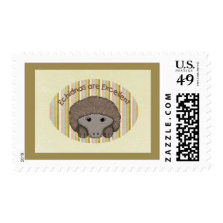 Echidna Cards Postage