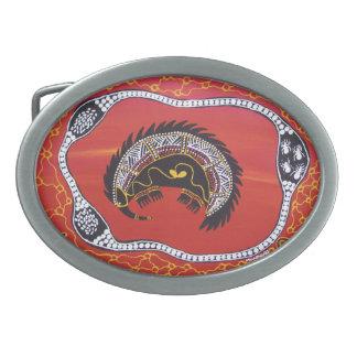 Echidna Dreaming Belt Buckle