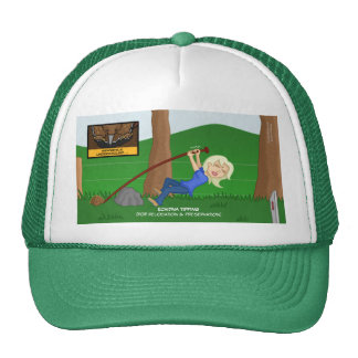 Echidna Tipping (for preservation) Hat