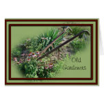 Echinacea Cultivator card-customize any occasion Greeting Card