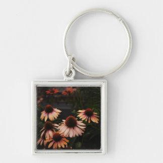 Echinacea 'Mama Mia' High Line Flowers Key Chains
