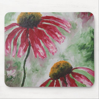 Echinacea Mouse Pad