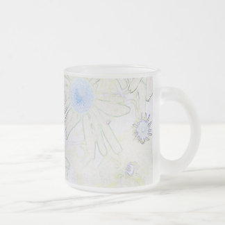 Echinacia Taza De Cristal