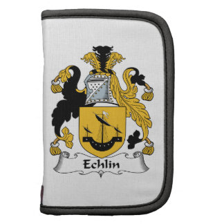 Echlin Family Crest Folio Planners