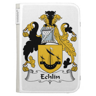 Echlin Family Crest Kindle Keyboard Cases