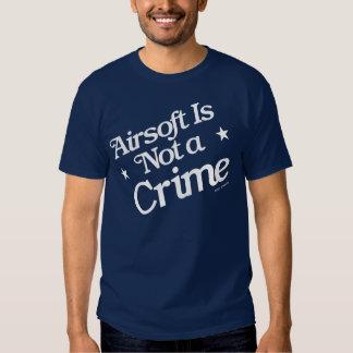 Echo1USA Airsoft no es un crimen Playeras