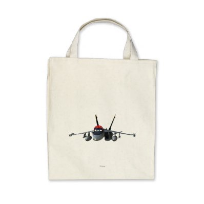 Echo 1 tote bags
