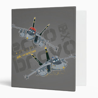 Echo and  Bravo Jolly Wrenches Binder