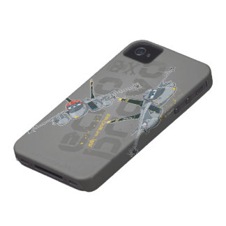 Echo and  Bravo Jolly Wrenches iPhone 4 Case