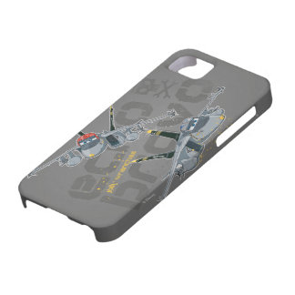 Echo and  Bravo Jolly Wrenches iPhone 5 Cases