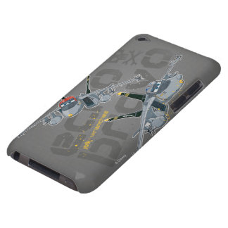 Echo and  Bravo Jolly Wrenches iPod Touch Cover
