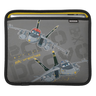 Echo and  Bravo Jolly Wrenches Sleeve For iPads