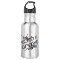 Echo and  Bravo Jolly Wrenches Water Bottle