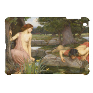 Echo and Narcissus by John William Waterhouse Case For The iPad Mini