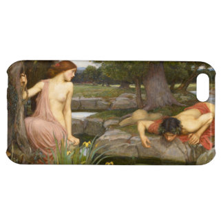 Echo and Narcissus by John William Waterhouse iPhone 5C Cover