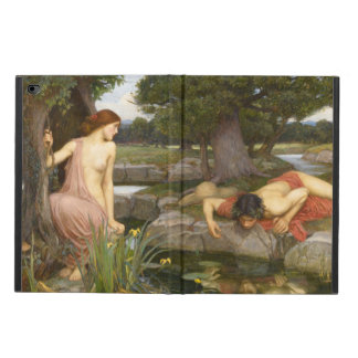 Echo and Narcissus by John William Waterhouse Powis iPad Air 2 Case