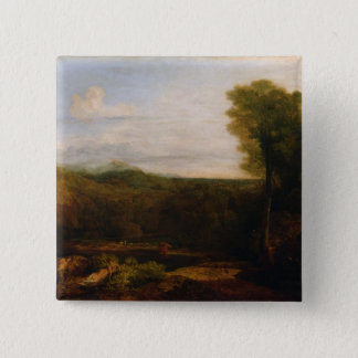 Echo and Narcissus, c.1804 Pinback Button
