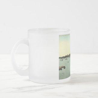 Echo Bay, New Rochelle NY 1910 Vintage mug