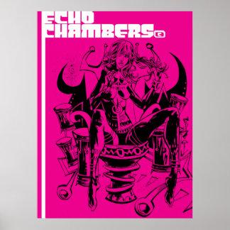 Echo Chambers Print/Poster