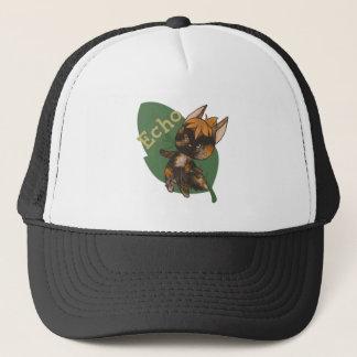 Echo Crossing-Style Kitty Trucker Hat