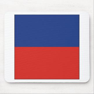 Echo (E) Signal  Flag Mouse Pad