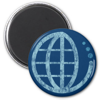 echo earth : conserve water magnet