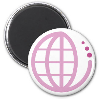 echo earth : mother earth magnet