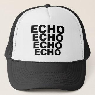ECHO ECHO ECHO ECHO Shirt Hat Mousepad Mug