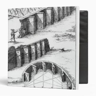 Echo Formation, book by Athanasius Kircher Binder