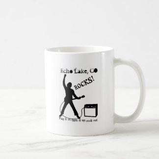 Echo Lake, CO Classic White Coffee Mug