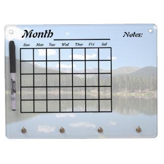 Echo Lake Colorado Calendar Dry Erase Boards