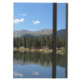 Echo Lake Mt Evans Colorado iPad Air Cover