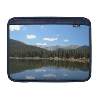 Echo Lake Mt Evans Colorado MacBook Air Sleeve