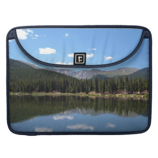 Echo Lake Mt Evans Colorado MacBook Pro Sleeve