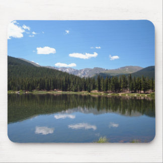 Echo Lake Mt Evans Colorado Mousepad