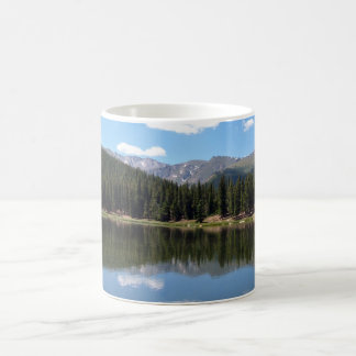 Echo Lake, Mt. Evans, Colorado Coffee Mugs