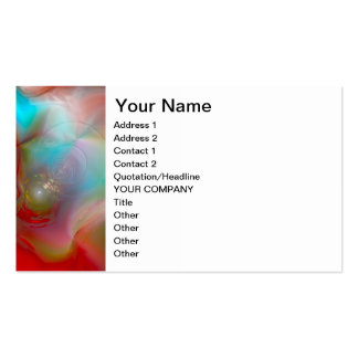 Echo Nebula Business Card