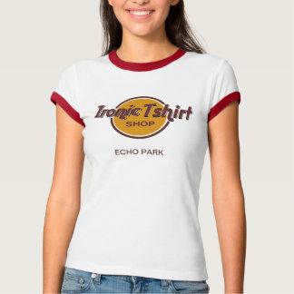 ECHO PARK IRONIC CAFE T T-Shirt