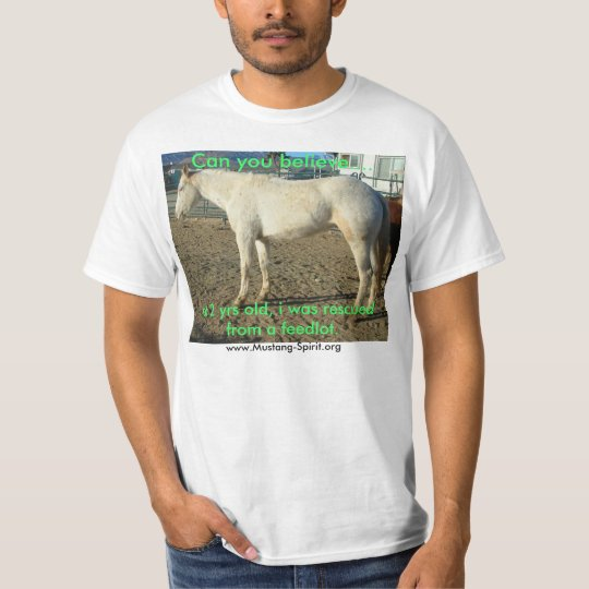 Echo Saved From Feedlot T-Shirt