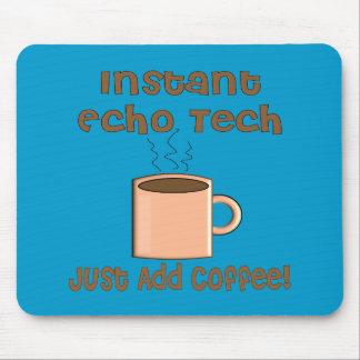 Echo Tech Gifts (Cardiac Echo Tech) Mouse Pad