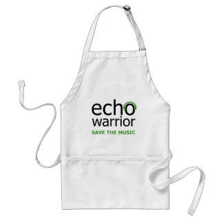 Echo Warrior Adult Apron