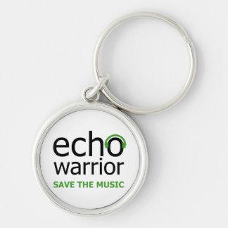 Echo Warrior Key Chain