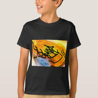 Echoes - digital art T-Shirt