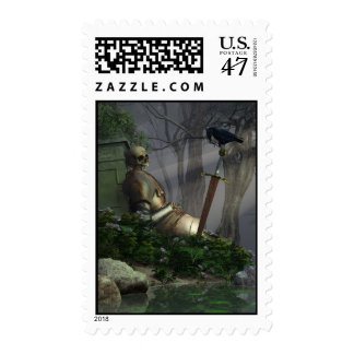 Echoes of Valor Postage