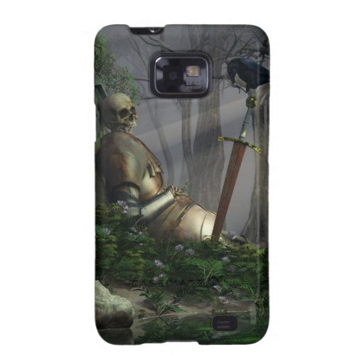 Echoes of Valor Samsung Galaxy SII Case